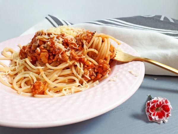 spagetti bolognai fogyás